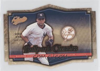 2004 Fleer Authentix - Ballpark Classics #8 BC - Derek Jeter