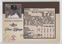 Roger Clemens /750