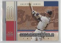 Chipper Jones /250
