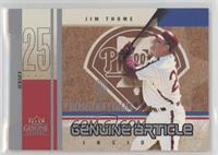Jim Thome #/250