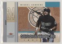 Miguel Cabrera [GoodtoVG‑EX] #/250