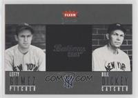 Lefty Gomez, Bill Dickey /1934