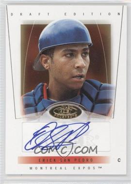 2004 Fleer Hot Prospects Draft Edition - [Base] #106 - Erick San Pedro /299