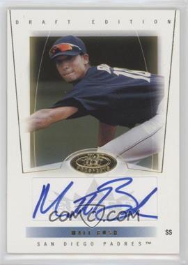 2004 Fleer Hot Prospects Draft Edition - [Base] #71 - Matt Bush /299