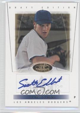 2004 Fleer Hot Prospects Draft Edition - [Base] #75 - Scott Elbert /299