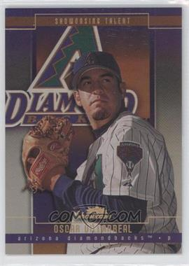 2004 Fleer Showcase - [Base] - Legacy Collection #120 - Oscar Villarreal /99