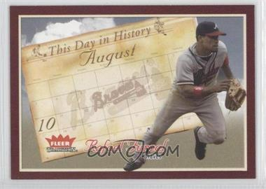 2004 Fleer Tradition - This Day in History #TDH-11 - Rafael Furcal