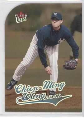 2004 Fleer Ultra - [Base] - Gold Medallion #211 - Chien-Ming Wang