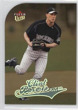 2004 Fleer Ultra - [Base] - Gold Medallion #214 - Clint Barmes