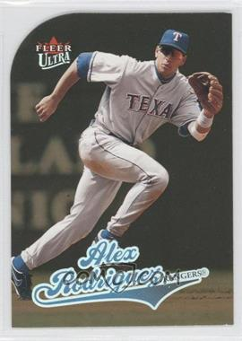 2004 Fleer Ultra - [Base] - Gold Medallion #55 - Alex Rodriguez