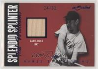 Ted Williams #/33