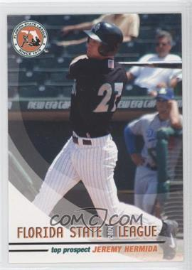 2004 Grandstand Florida State League Top Prospects - [Base] #JEHE - Jeremy Hermida