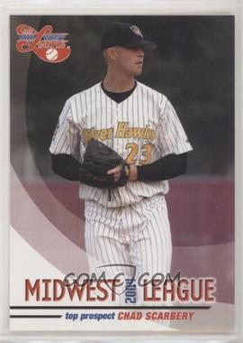2004 Grandstand Midwest League Top Prospects - [Base] #CHSC - Chad Scarbery