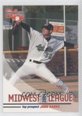 2004 Grandstand Midwest League Top Prospects - [Base] #JODA - John Danks