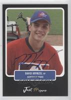 Dave Krynzel /25