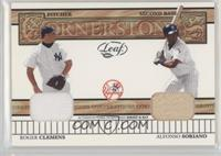 Roger Clemens, Alfonso Soriano #/50