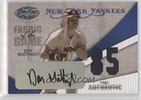 Don Mattingly /3