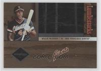 Willie McCovey #/521
