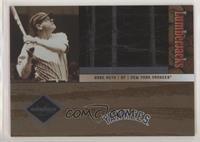 Babe Ruth /714