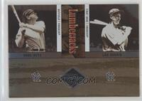 Babe Ruth, Lou Gehrig #/500