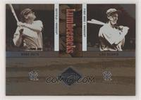 Babe Ruth, Lou Gehrig /500