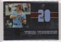 Mike Schmidt, Jim Thome [EX to NM] #/100
