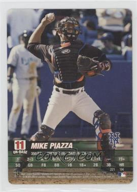 2004 MLB Showdown - [Base] #221 - Mike Piazza