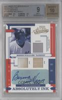 Bernie Williams /1 [BGS 9 MINT]