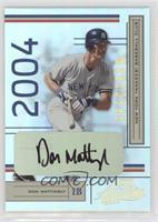 Don Mattingly /100