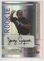 Jorge Sequea #/500