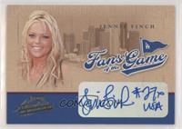 Jennie Finch (Blue Ink)