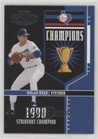 Nolan Ryan /1990
