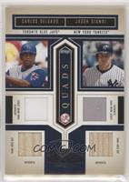 Carlos Delgado, Jim Thome, Rafael Palmeiro, Jason Giambi [EX to NM] #…