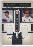 Don Mattingly, Keith Hernandez, Mark Grace, Will Clark /100