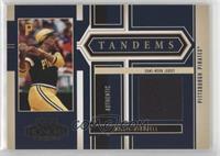 Willie Stargell, Keith Hernandez #/250