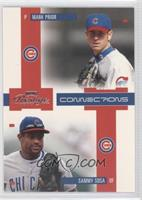 Mark Prior, Sammy Sosa