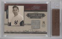 Yogi Berra /50 [BGS AUTHENTIC]