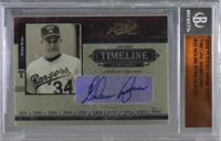 Nolan Ryan [BGS Encased] #/50