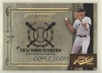 Alex Rodriguez #/25
