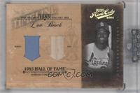 Lou Brock [Uncirculated] #/20