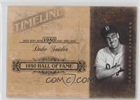 Duke Snider /50