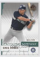 Greg Dobbs #/249