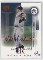 Mike Mussina /20