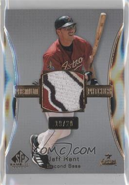 2004 SP Game Used Patch - Premium Patches Update #PP-JK - Jeff Kent /20