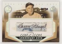 Casey Stengel /38