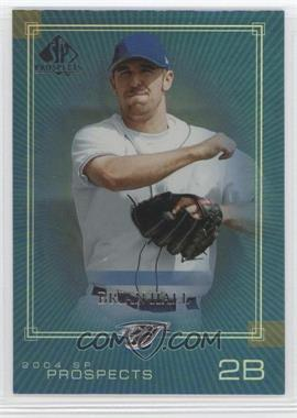 2004 SP Prospects - [Base] #271 - Brian Hall