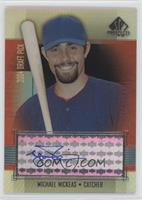 Mike Nickeas #/500
