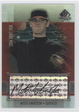 2004 SP Prospects - [Base] #417 - Mitch Einertson /400