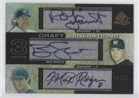 Robin Yount, Ben Sheets, Mark Rogers /25