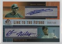 Miguel Tejada, Chris Nelson /100